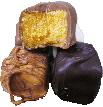 King Condrell's Sponge Candy - Milk Chocolate, Dark Chocolate, Peanut Butter